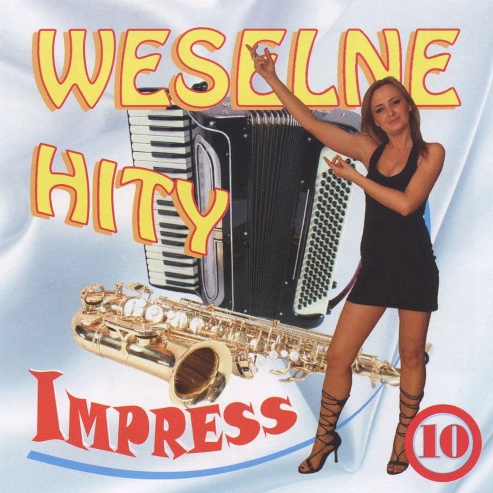 Impress Weselne Hity Vol10 Tanie Płyty